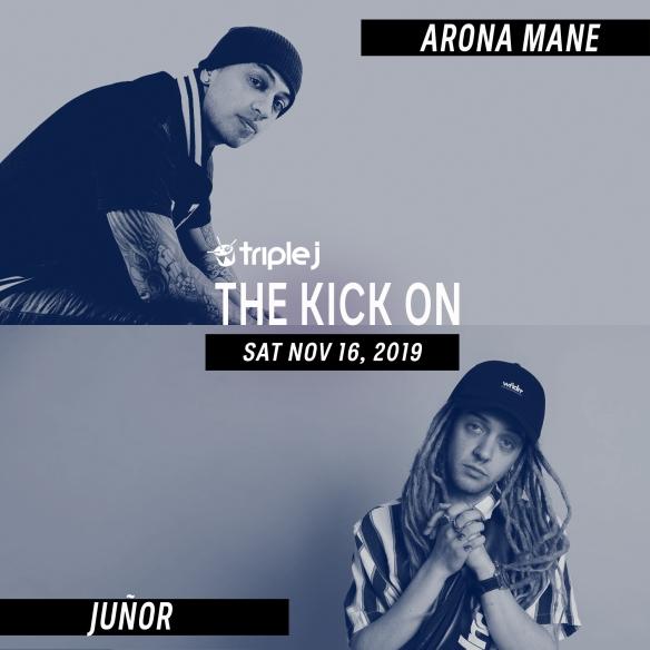 KICK-ON--ARONA